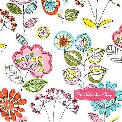 print & pattern: FABRICS - michael miller