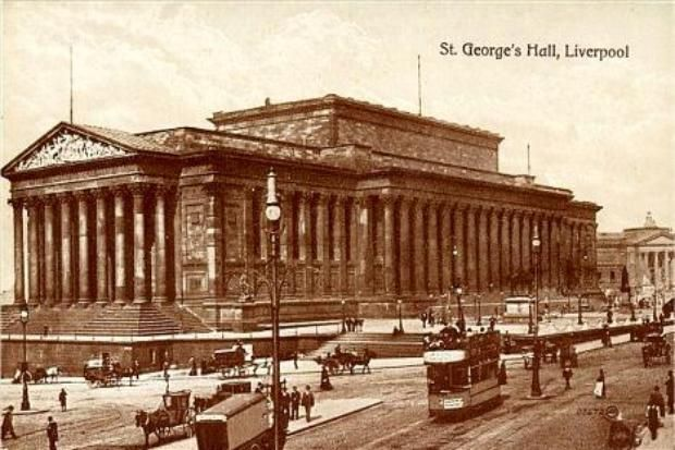 St Goerge's Hall, Liverpool