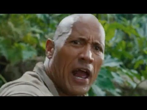 Jumanji 2: Welcome to the Jungle | official trailer #1 (2017) - YouTube