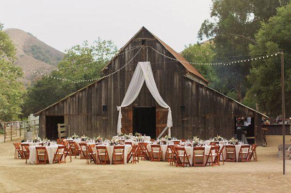 Wesele w stodole Jak i gdzie je zorganizować zdjęcie: Priscila Valentina