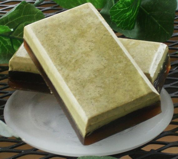 Ayurvedic Shikakai Shampoo Soap with Neem and Amla - Vegan - Scent Free - Hand Cut
