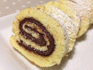 La #ricetta di un #dolce facile, farcito con la #nutella50bday. Ideale per la festa di compleanno o per una cena con amici. Si può farcire anche con marmellata oppure provare la versione salata.