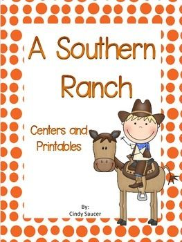 A Southern Ranch (Reading Street) -- an overview of the ...