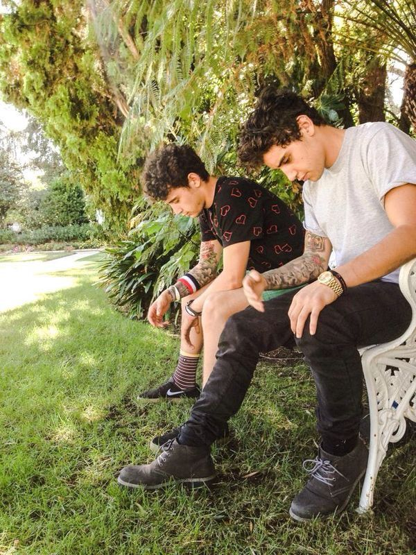 Jai Brooks And Luke Brooks  #JaiBrooks #LukeBrooks #Jai #Luke #Brooks #BrooksTwins  Pinterest: @Nirvana_X_Jai