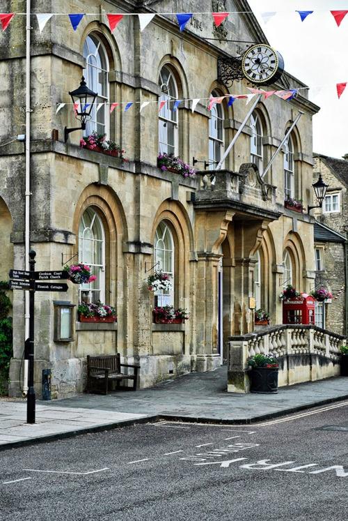 Town Hall in Corsham, Wiltshire.