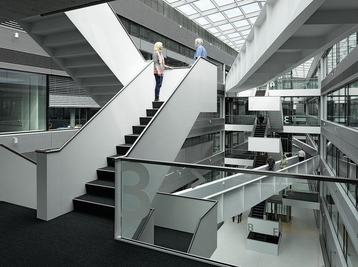 Atelier 5, 2014 Swisscom Businesspark Ittigen