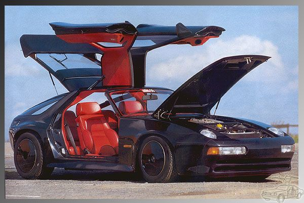 Vertical Doors on a 928 - Rennlist Discussion Forums