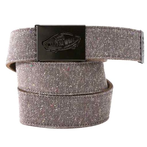 Vans Reverse Web Belt (Charcoal/Brown) $16.95
