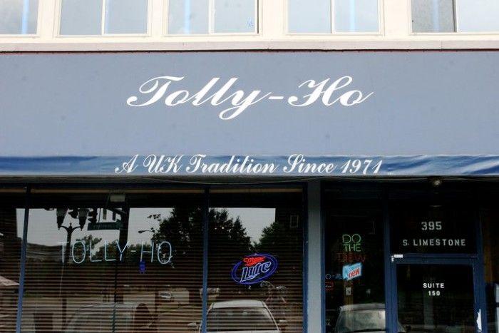 2. Tolly-Ho