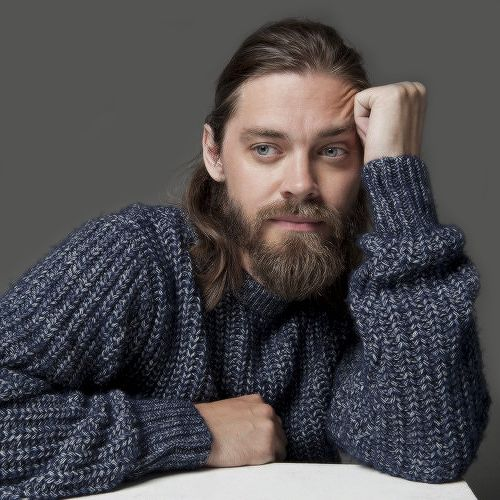 """Tom Payne photographed by Ryan Jerome for Haute Living """