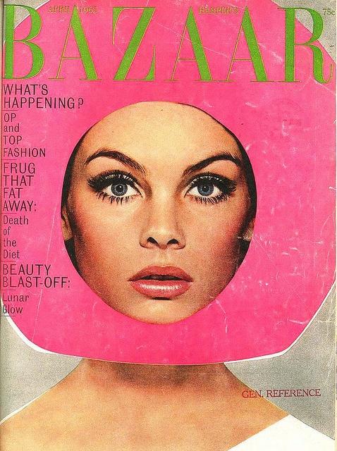 Harper's Bazaar April 1965.