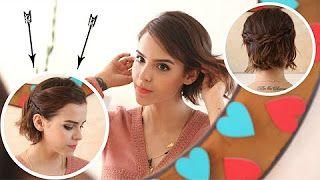 peinados chiquitos yuya - YouTube