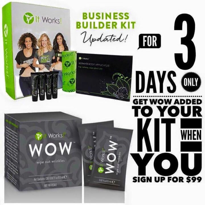 26 best images about It Works Skin Care Products on Pinterest