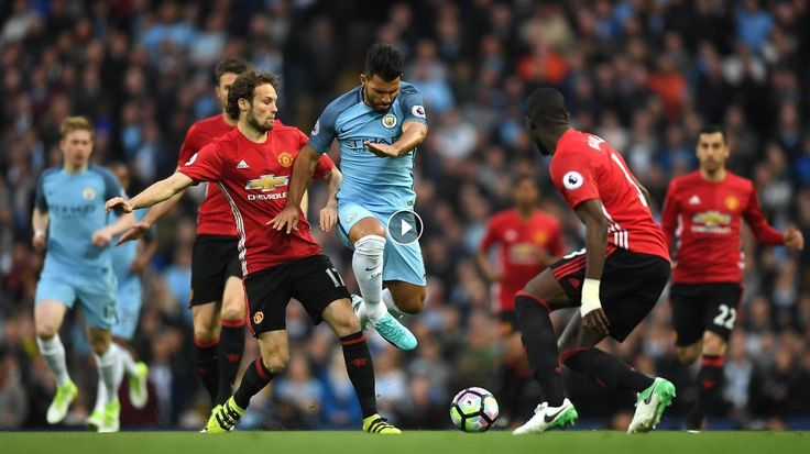 Extended Video: Manchester City vs Manchester United Highlights and All Goals Online - Premier League - 27 April 2017 - FootballVideoHighlights.com. Y...