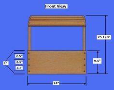 Free Saddle Rack Plans - How to Make a Saddle Rack