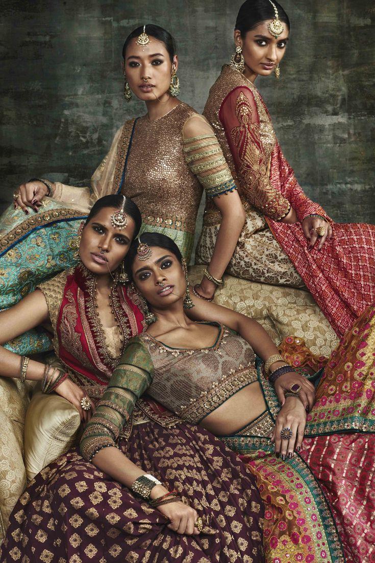 Soundarya — bollywoodhqs:   Tarun Tahiliani's SS'16