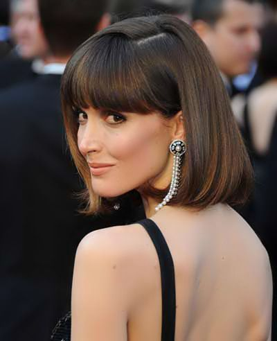 1000 images about Hair ideas Brown today Silver tomorrow