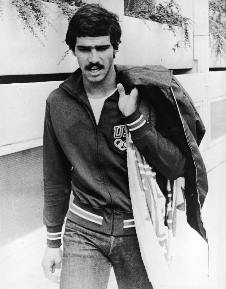 Mark Spitz 1972 Olympics | The Wide World of Sports ...