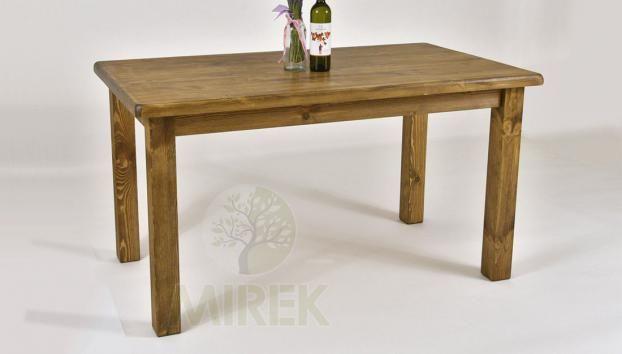 Ebédlő asztal, francia stílus - vidéki stílus