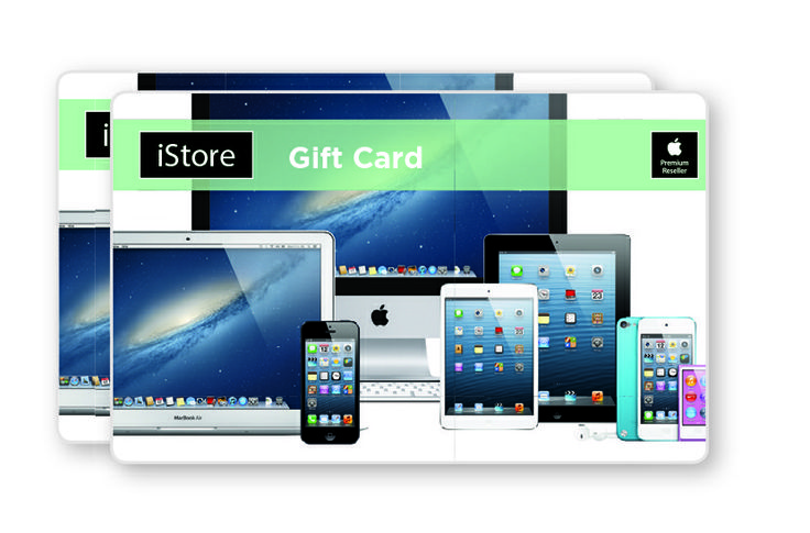 Make their Valentine's Day flawless - give them the gift that they really want by giving them an iStore gift card. Let them choose from our wide array of premium Apple products and accessories.
