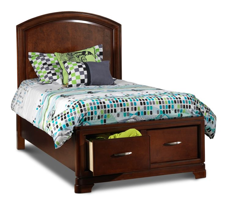 Justin Kids Furniture Twin Bed - Leon's
