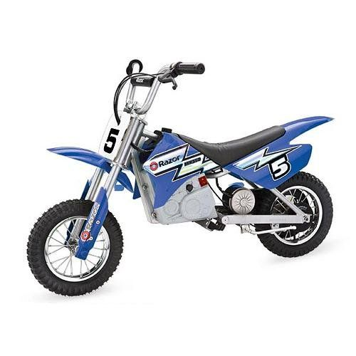 Kids Motorized Bike Battery powered motorbike for kids for scaled down off roading, this bike will make such an amazing gift for a child that loves excitement.  #KidsMotorBike #KidsMotorizedBike #MotorizedBikeForKids