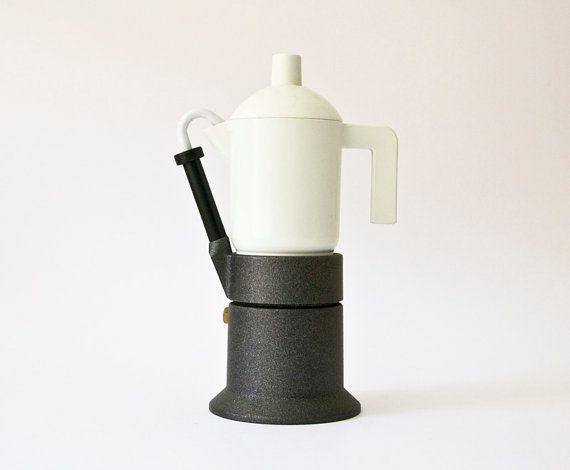 Vintage Italian Coffe Maker Stove top di ilivevintage su Etsy,