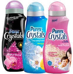 $3.00/2 Purex Crystals Fragrance Boosters Coupon! ONLY $1.65 @ CVS or $2.49 @ Target! Read more at http://www.stewardofsavings.com/2015/03/3002-purex-crystals-fragrance-boosters.html#tHFkJvWk0v1x6rKm.99