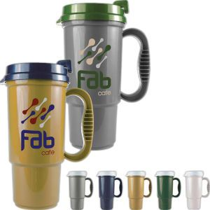 Recycled Travel Tumbler from http://www.schoolspiritstore.com/school-supplies-and-fun-stuff/plant-a-tree-cards/