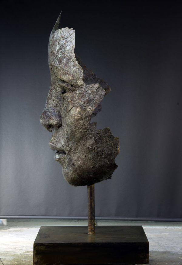 MONUMENTAL FRAGMENT | Sculpture by SA artist, Lionel Smit