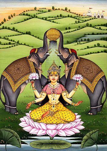 Kamala (Kamalaatmikaa, Mahalakshmi)