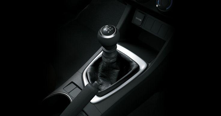 Corolla Altis 1800G Interior5