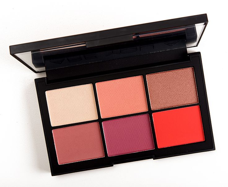 Unfiltered I NARS Unfiltered I Cheek Palette ($59.00 for 0.72 oz.) includes six powder blushes. It's a new, limited edition palette for spring, which should officially release soon. There is another p