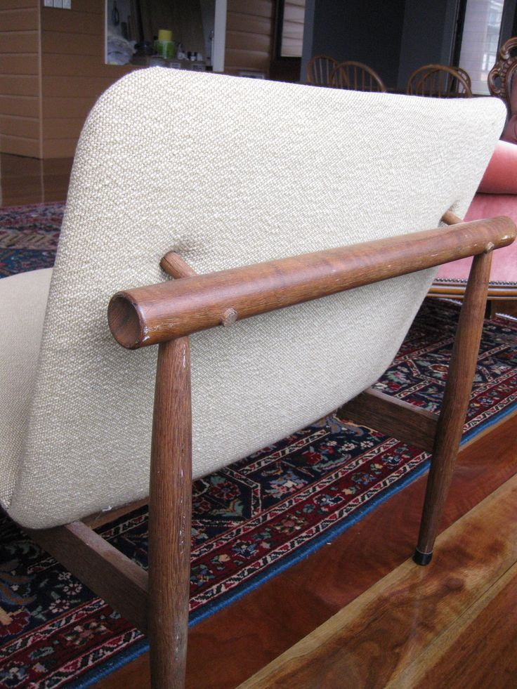 this is going to be recovered...  Erik Peterson, Danish Quality Furniture, Brisbane 1970s