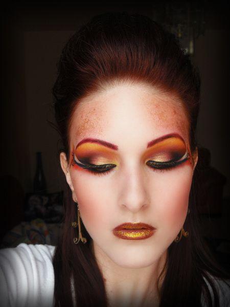 Burning Phoenix http://www.makeupbee.com/look_Burning-Phoenix_25862