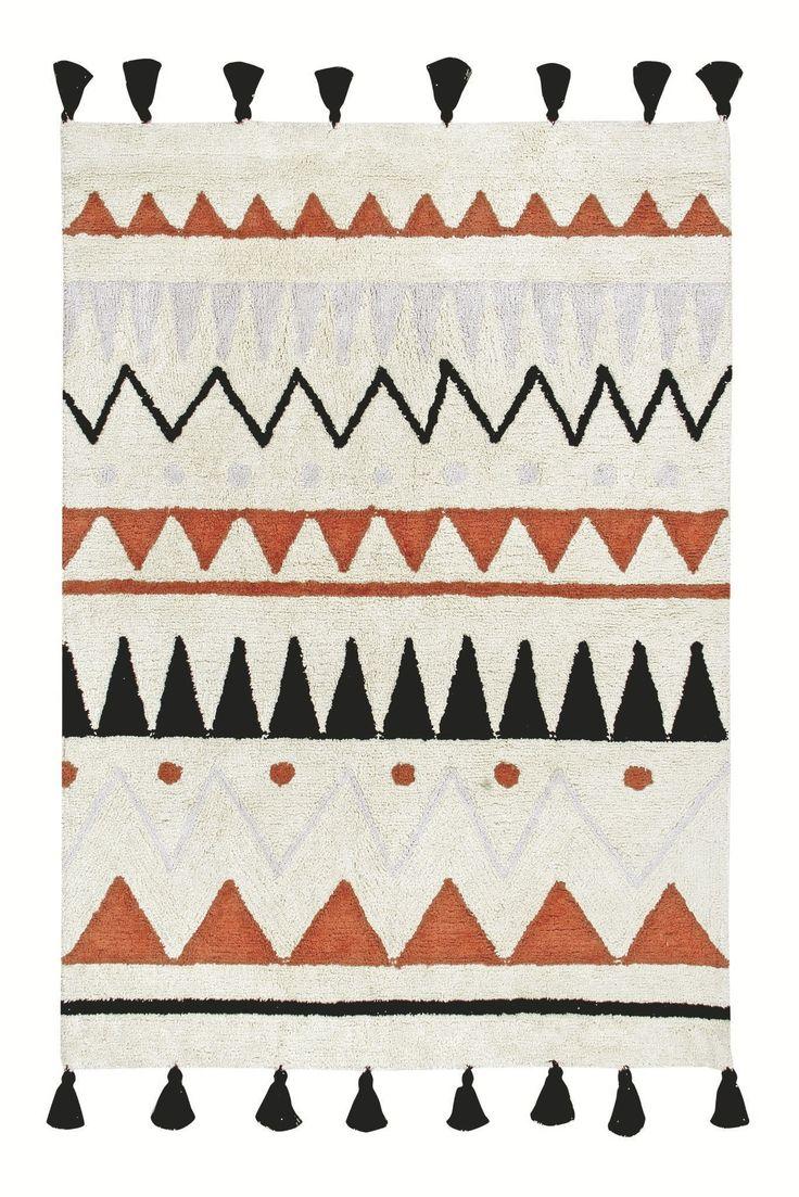 Des tapis tendance qui réinventent le style Kilim