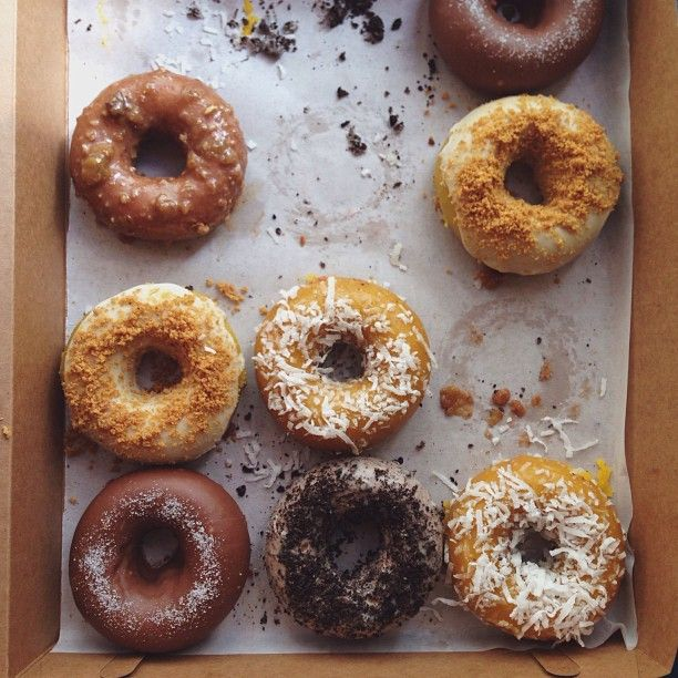Federal Donuts in Philadelphia (Photo by @Visit Philly Guest Instagrammer Jason Varney)