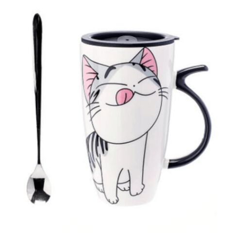 Discover our cutie cat mugs to spend the winter always in the company of your favorite pet. At work, at home, or on a trip, choose the one that suits you best to attract jealousy from your colleagues. #cats #catlovers