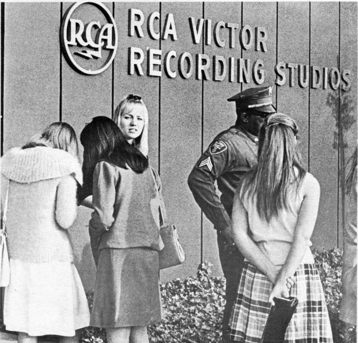 RCA Victor Studios, 6363 Sunset Blvd.
