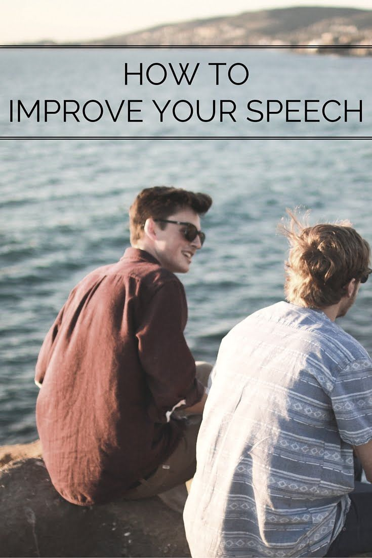Learn how to speak well and get your message across clearly. These are invaluable skills!