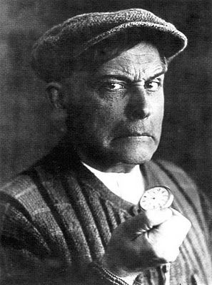 Stanisław Ignacy Witkiewicz (born 24 February, 1885; died 18 September, 1939)