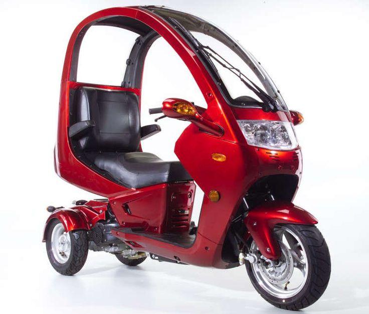 54 high tech scooters triciclos sillas de ruedas y combi for Sillas para motos
