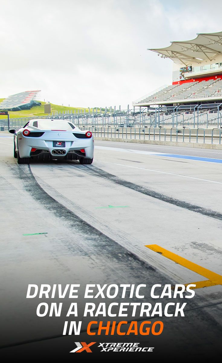 Put the pedal to the metal in a Ferrari at two racetracks in Chicago from Apr. 15-17, Aug. 19-21, Sep. 16-18 & Oct. 21-23, 2016. Make your dreams a reality in a selection of the worldÕs best cars including the Ferrari 458 Italia, Lamborghini Huracan, McLaren 570S, Porsche GT3 and Nissan GT-R. This is one Xperience you wonÕt want to miss! Reserve your Supercar Xperience today for as low as $219. Space is limited!