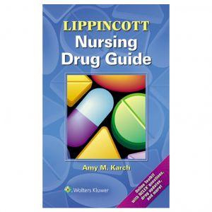 Lippincott Nursing Nursing Drug Guide 2015