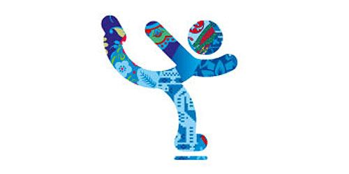 Enigmatic designs for Winter Olympics 2014
