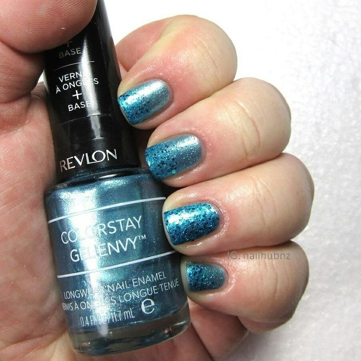 Video up on my channel www.youtube.com/user/nailhubnz/videos Revlon  and Pretty Serious polishes.