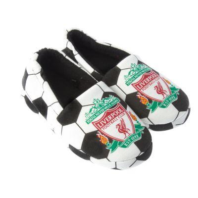 LFC Boys Novelty Slippers, £15 http://store.liverpoolfc.com/lfc-boys-novelty-slippers/