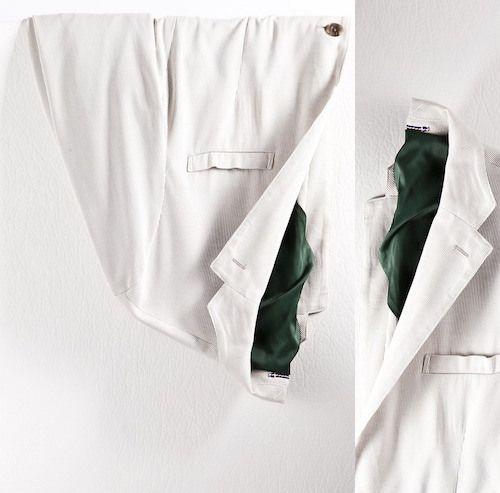 Tips Mengenakan Blazer Putih