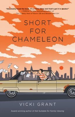 Short for Chameleon By Vicki Grant
