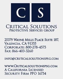 Critical Solutions